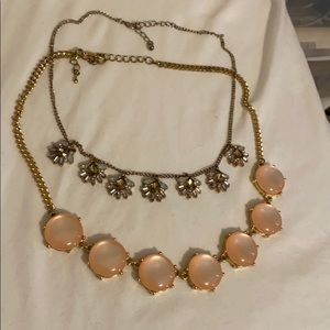 Forever 21 Jewelry - Two Statement Necklaces